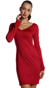 kínai női ruha