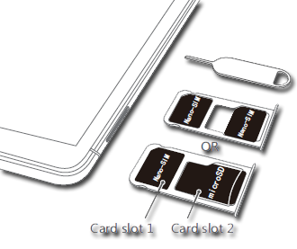 DUAL SIM telefon